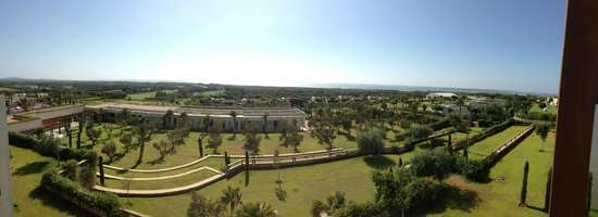 Sofitel Essaouira Mogador Golf & Spa: View from Balcony