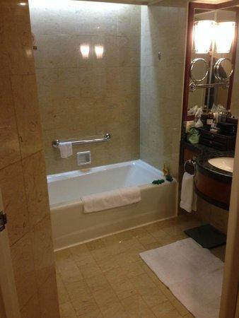JW Marriott Hotel Hong Kong: Bathroom