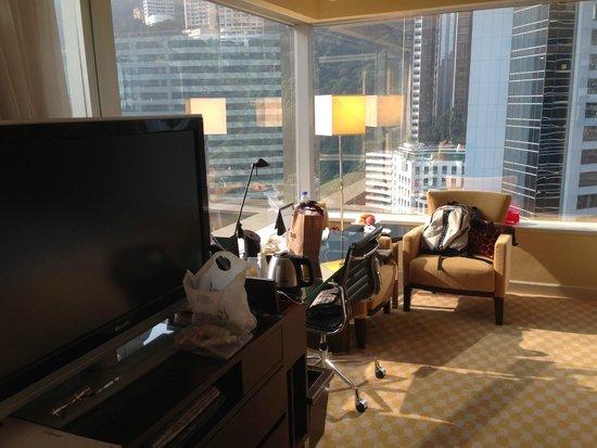 JW Marriott Hotel Hong Kong: Room III