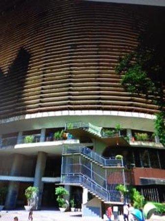 Copan Building: Magnitude na construção.