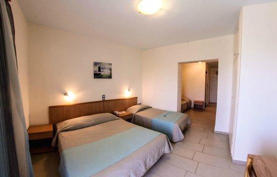 Dessole Blue Star Resort : Room
