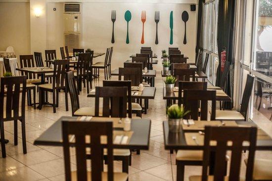 Dessole Blue Star Resort : Main restaurant