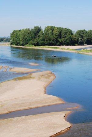 Le Fresne-sur-Loire, Frankreich: La Loire
