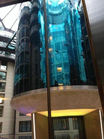 Radisson Blu Hotel, Berlin: Hall
