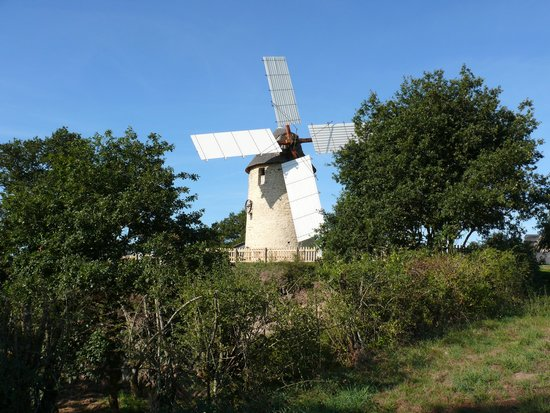 Pannece, France: Le Moulin de la Garenne