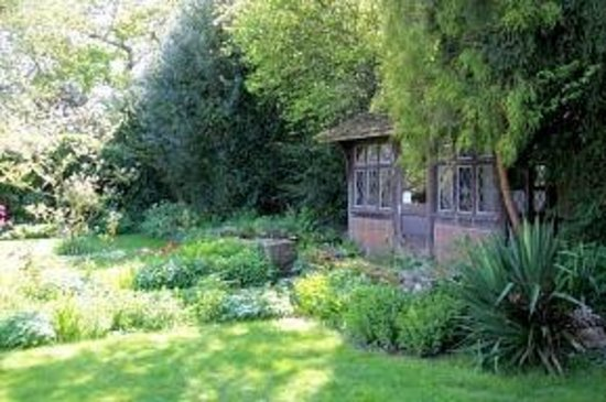 St Cuthman's : Summer House