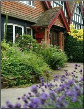 St Cuthman's : The House