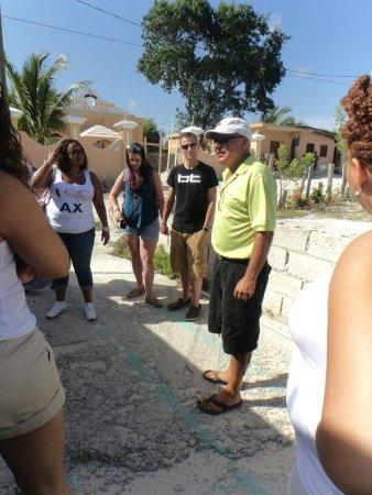 Punta Cana Mike's Dominican Adventure: kids in school