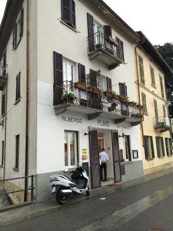 Albergo Ristorante Plinio : Delicious dinner and amazing service!