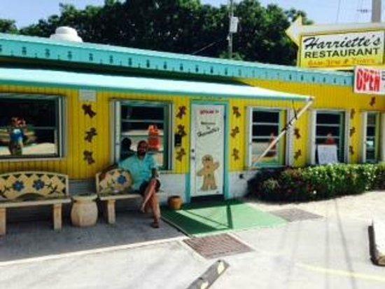 Harriette's Restaurant : Street view