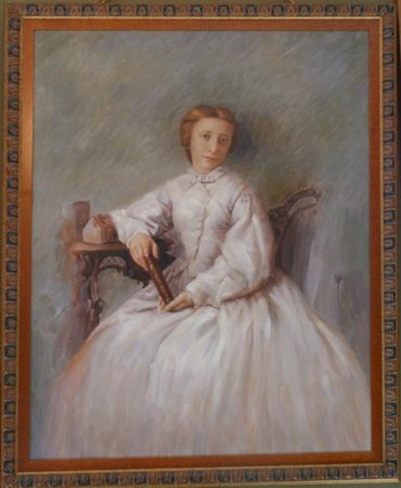 Victorian Heritage Bed and Breakfast: Louise Amelia Monk