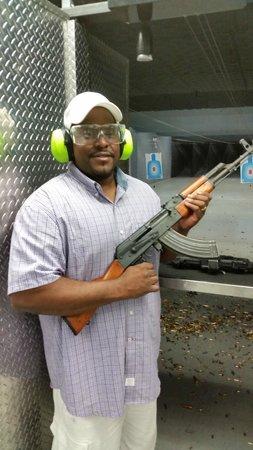 Battlefield Vegas: El Jefe with ak-47
