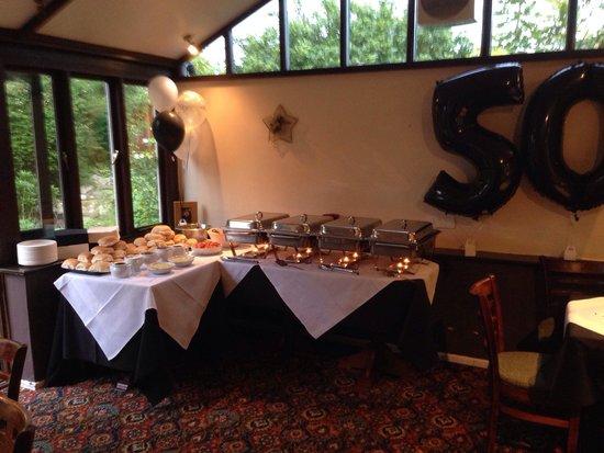 Birthday Party Picture Of The Vine Inn Oxford Tripadvisor