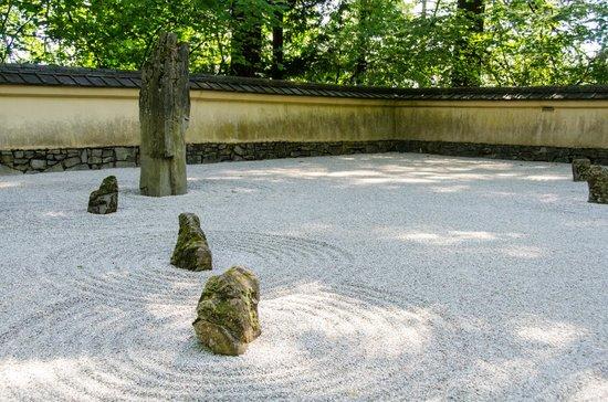 Portland Japanese Garden: Japanese Garden