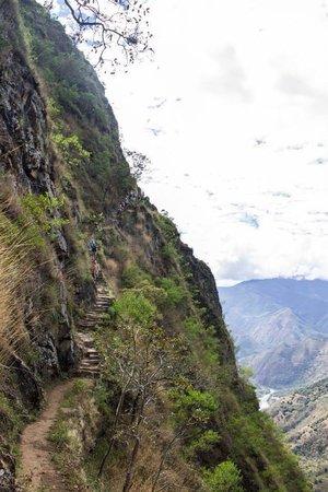 Paykikin Adventure Travel: Aventura extrema por el camino Inka Jungle, gracias a Paykikin por la recomendación.