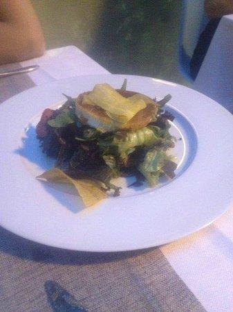 NO Restaurant : Ensalada