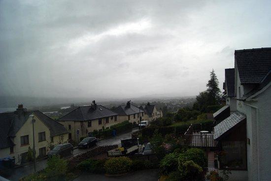Viewfield House Bed& Breakfast: Panorama dalla camera