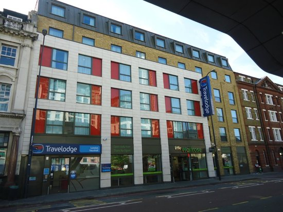 Travelodge London Vauxhall Hotel: Vauxhall Travelodge