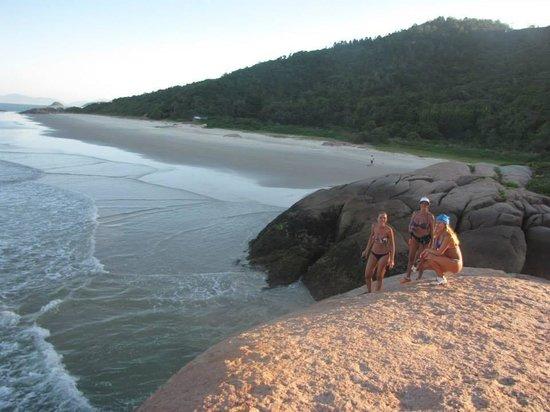 Stan Santa Catarina: Desde el acantilado