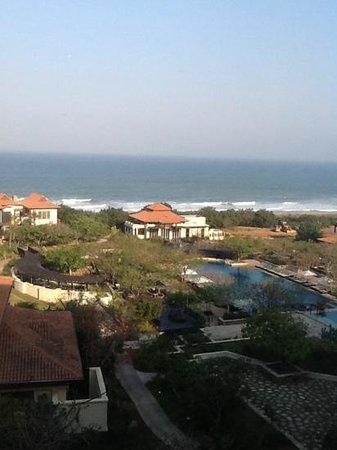 Fairmont Zimbali Resort : bedroom view