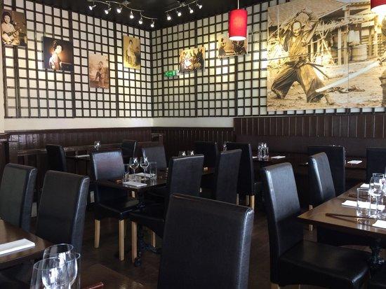 Banyi Japanese Dining: Sushi love in Dublin!