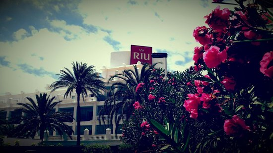 Hotel Riu Palace Maspalomas: Fantastic hotel and location