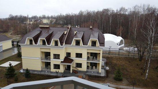 Mistral Hotel & SPA: Из окна