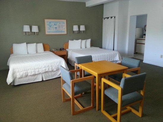 Blue Marlin Motel: chambre