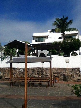 Casa Opuntia Galapagos: El hotel