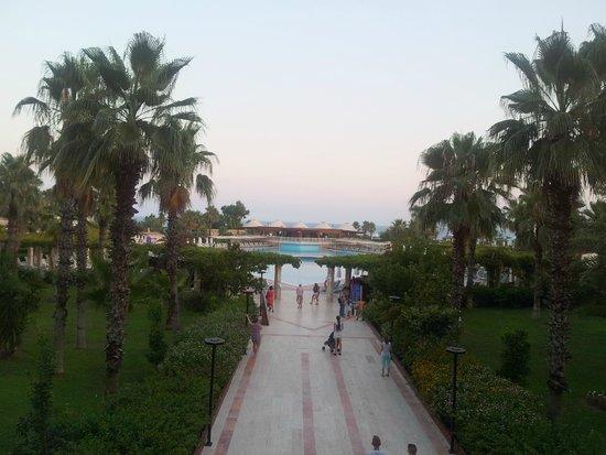 Hotel Riu Kaya Belek : Vue de la chambre, magnifique !!