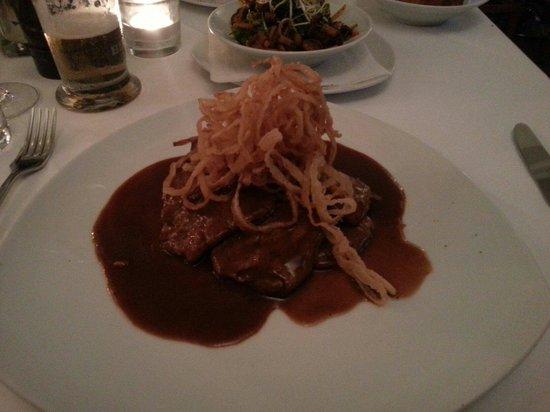 ef16 Restaurant Weinbar : Delicious