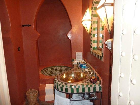 Hotel Dar Zitoune: Salle de bains