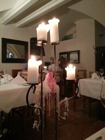 ef16 Restaurant Weinbar: One shot