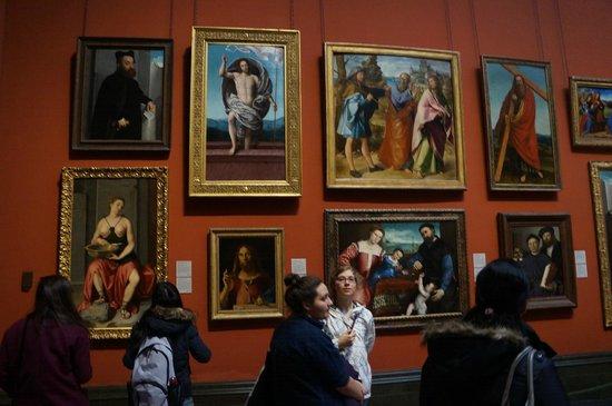 Galería Nacional: Foto única do local