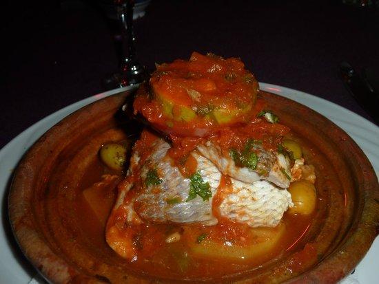 Hotel Dar Zitoune: Gastronomie