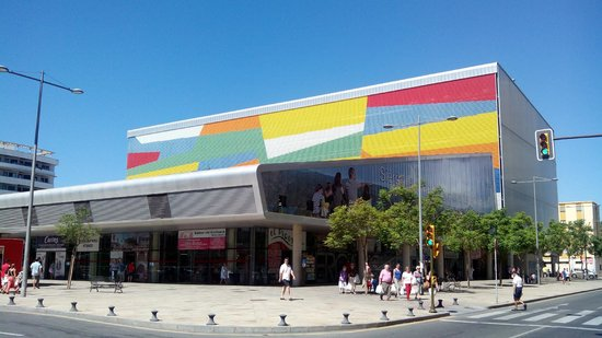 Хуелва, Испания: Nuevo Mercado Del Carmen (Huelva)