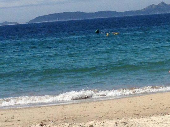 Playa Samil: Nice and clean Beach!