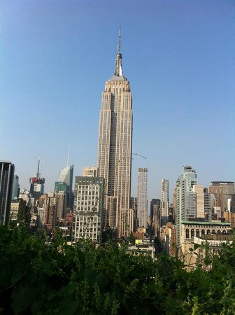 Rooftop bar: Empire State