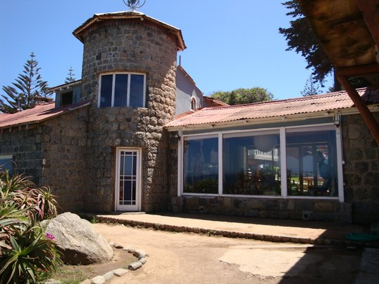 Casa de Pablo Neruda: Huset