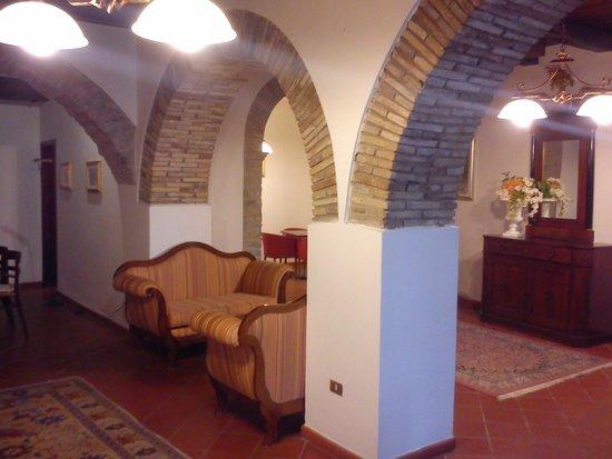 Sala lettura picture of hotel terme santa agnese bagno - Terme agnese bagno di romagna ...