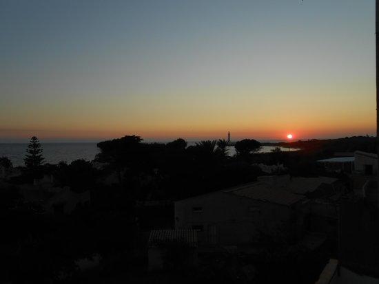 Kartibubbo Beach Resort : tramonto