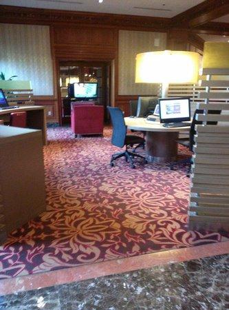Sheraton Music City Hotel: Business center
