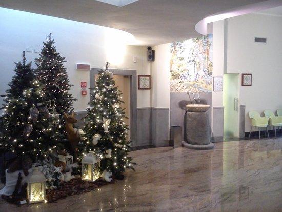 Targa picture of hotel terme santa agnese bagno di - Hotel terme bagno di romagna ...
