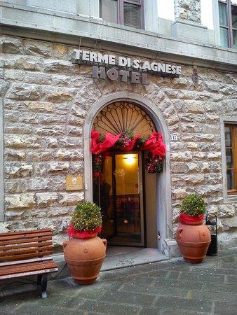 Targa picture of hotel terme santa agnese bagno di romagna tripadvisor - Hotel bagni di romagna ...