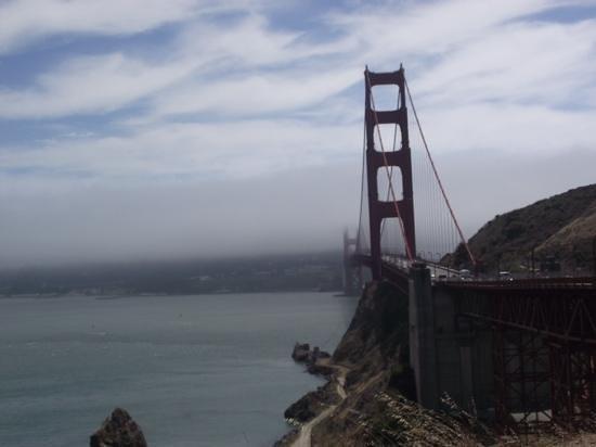 Golden Gate Bridge Tours: Golden Gate Bridge!