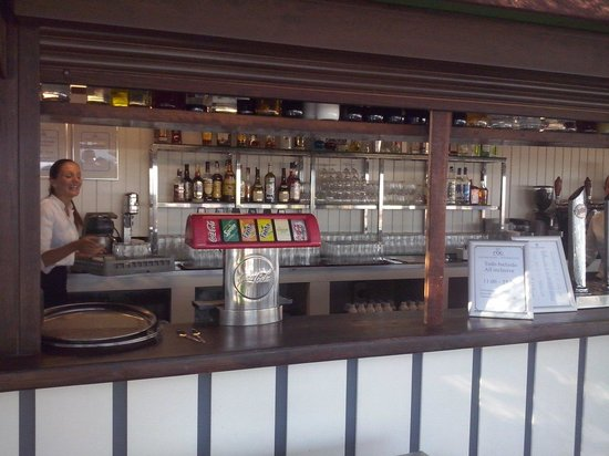 Hotel Roc Golf Trinidad: Bar