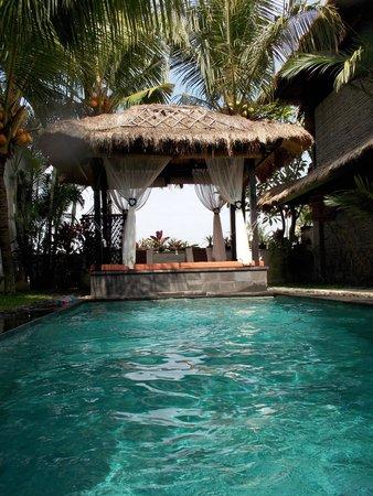 The Zala Villa Bali: pavilion