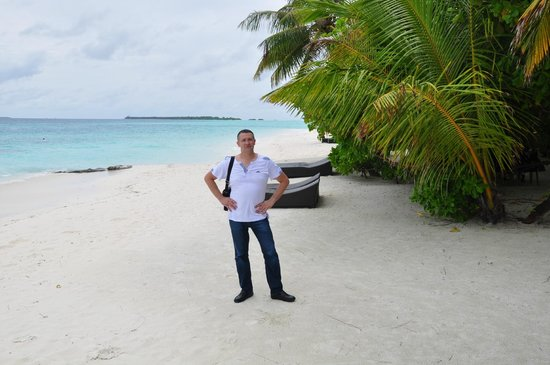 LUX* South Ari Atoll : я на мальдивах
