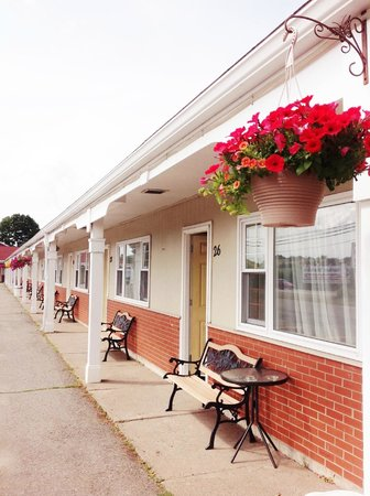 Coastal Inn Antigonish : Front Building