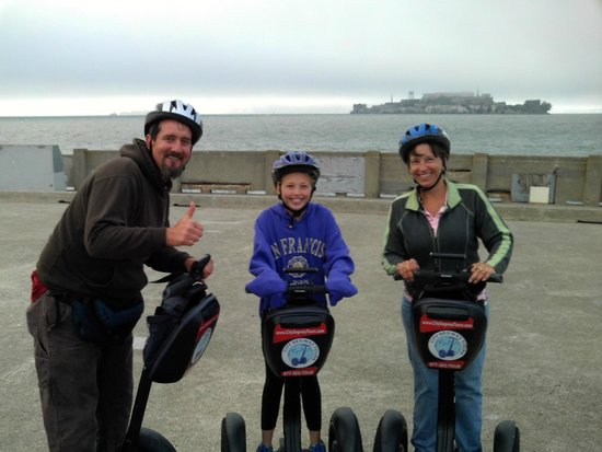 City Segway Tours San Francisco : City Segway Tours,fishermans wharf